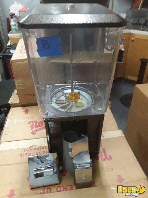 Northwestern Triple Head Candy Machine 58 Kentucky for Sale