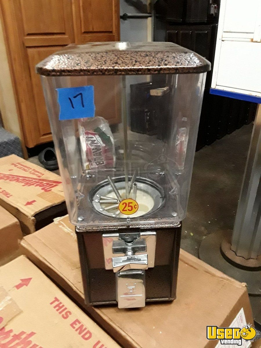 Northwestern Triple Head Candy Machine 67 Kentucky for Sale - 67
