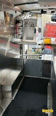 Nv 1500 High Top Ice Cream Truck Insulated Walls North Carolina Gas Engine for Sale - 6