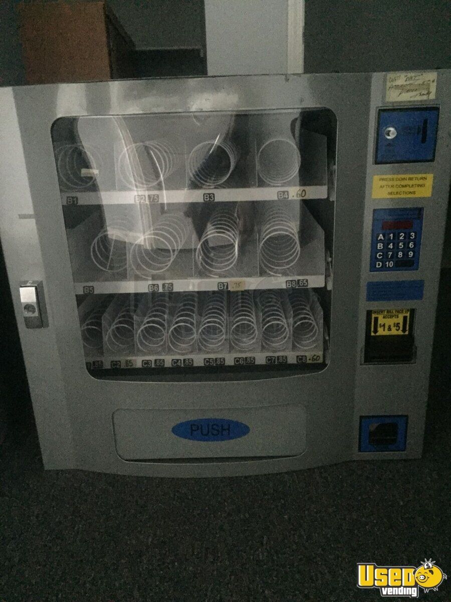 Od14f Antares Office Deli Vending Combo 5 Mississippi for Sale - 5