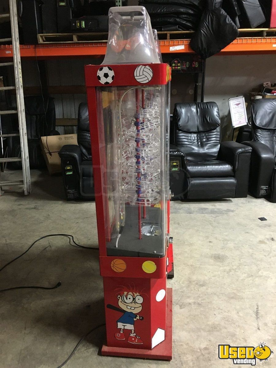 Ok Manufacturing Large / Kinetic Gumball Machine 4 Indiana for Sale - 4
