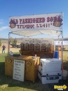 Old Fashioned Soda Trailer Beverage - Coffee Trailer 4 Utah for Sale