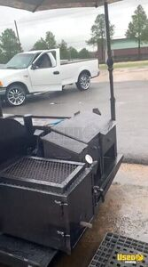 Open Barbecue Smoker Trailer Open Bbq Smoker Trailer Flatgrill Louisiana for Sale