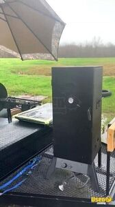 Open Barbecue Smoker Trailer Open Bbq Smoker Trailer Fryer Louisiana for Sale