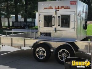 Ready to Work Southern Pride Open Barbecue Smoker Tailgating Trailer for Sale in Indiana!!!
