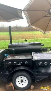Open Barbecue Smoker Trailer Open Bbq Smoker Trailer Stovetop Louisiana for Sale