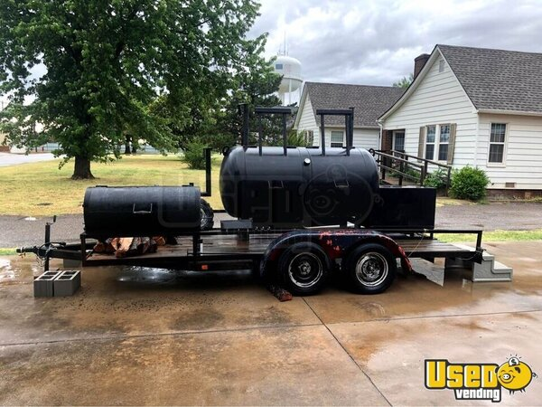 Open Bbq Smoker Tailgating Trailer Open Bbq Smoker Trailer Oklahoma for Sale
