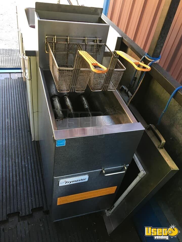 Open Bbq Smoker Trailer 7 Vermont for Sale - 7