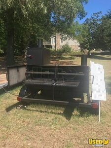 New 2019 6' x 14' Open BBQ Smoker Trailer / Custom-Built BBQ Pit for Sale in Alabama!