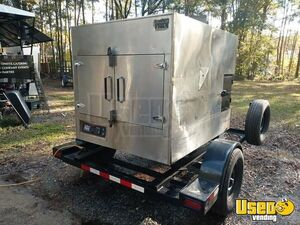 Very Nice 8' x 8' Southern Pride SPK 500 Rotisserie Commercial BBQ Pit Smoker for Sale in Tennessee!