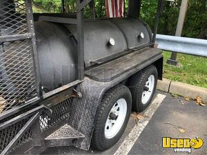 Commercial Open Barbecue Smoker / BBQ Tailgating Trailer for Sale in New York!!!