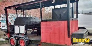 Open Bbq Smoker Trailer Open Bbq Smoker Trailer Louisiana for Sale