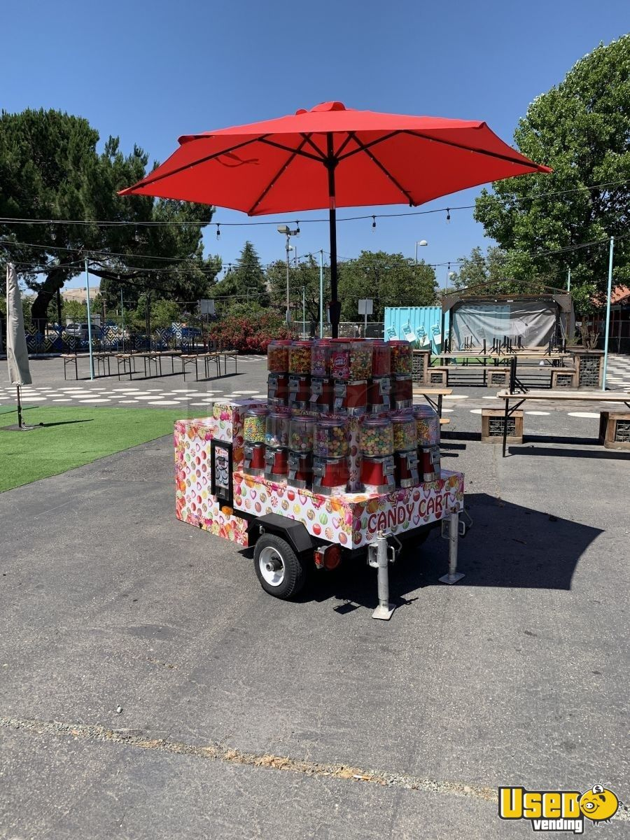 Other Bulk Candy / Gumball Machine 2 California for Sale - 2