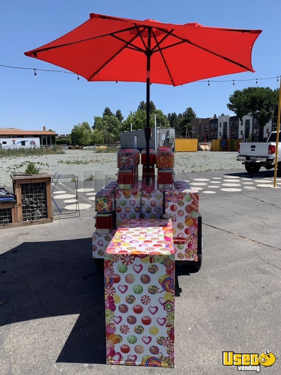 Other Bulk Candy / Gumball Machine 3 California for Sale - 3