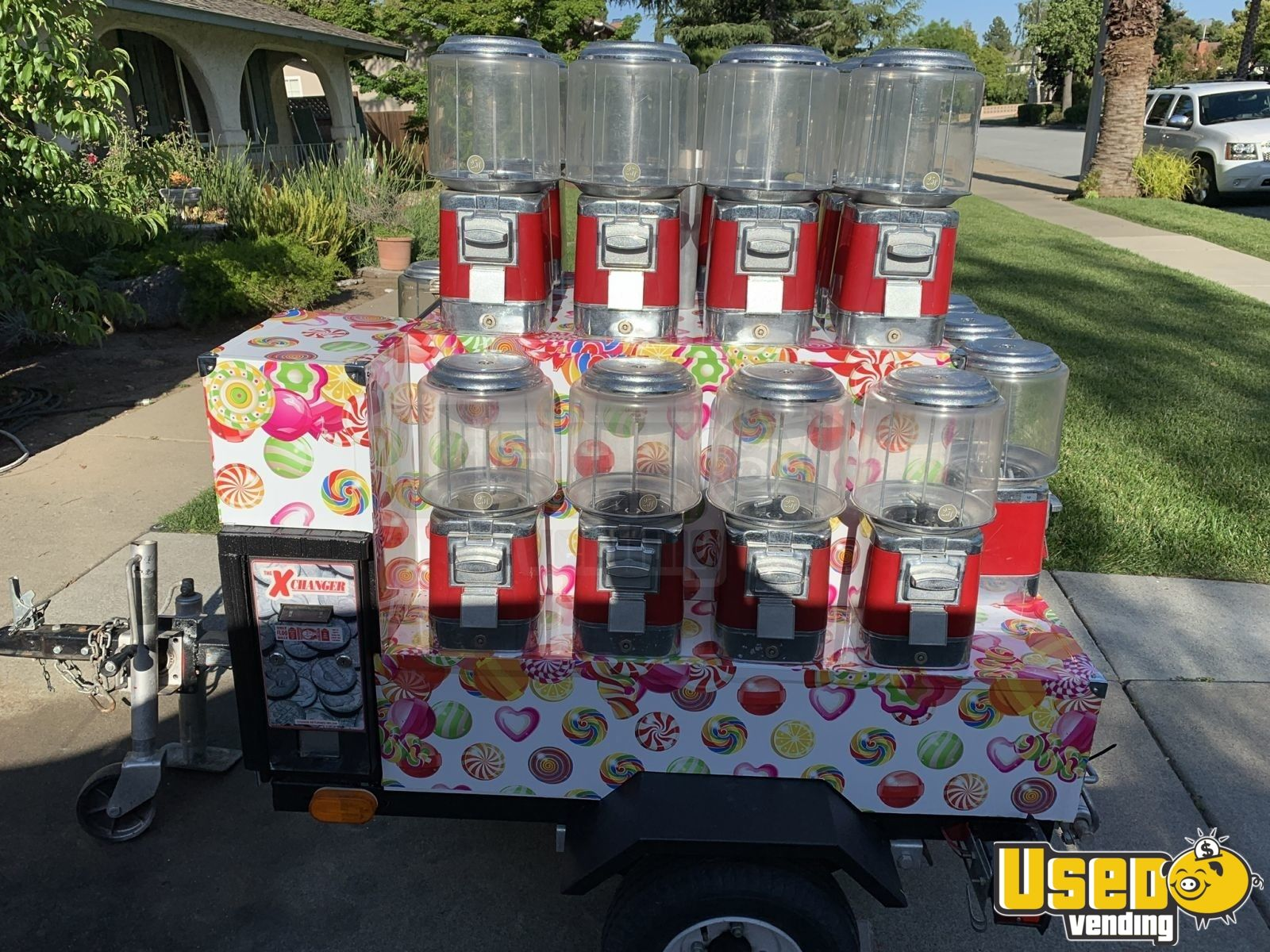 Other Bulk Candy / Gumball Machine 6 California for Sale - 6