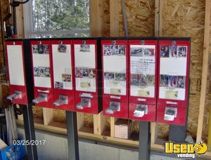 Bulk Baseball Card / Sticker Vending Machines for Sale in Maine!!!
