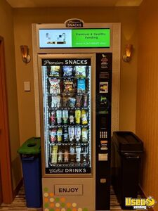 Cypress Vending Healthy Combo NAYAX Enabled Snack & Drink Vending Machines for Sale in BC!