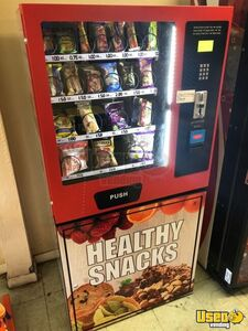 Healthy Snacks Electronic Snack Vending Machines for Sale in Florida!!!