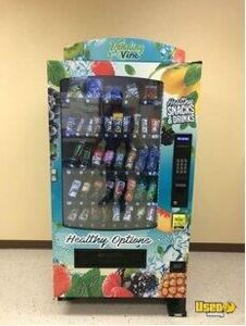 2018 Seaga Infinity INF5C / VC5600 Healthy Options Combo Vending Machines for Sale in Georgia!