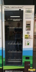 2012 H.U.M.A.N. Healthy Jofemar V4 Snack Vending Machine for Sale in Illinois!