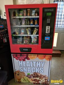 2019 Healthy Electronic Snack Vending Machines for Sale in Maryland- Never Used!