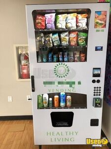 2019 Futura Trimline II Healthy  Combo Snack & Drink Vending Machine for Sale in Massachusetts!