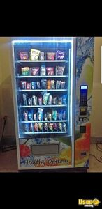 Healthy Options Electronic Glassfront Snack Vending Machines for Sale in New Jersey!