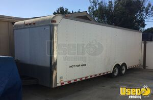 24' Mobile Silk Screen Printing Marketing Trailer for Sale in California!!!