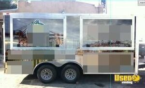 8' x 16' Mobile Business Retail Concession Trailer for Sale in California!!!