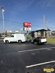 Vintage Mobile Merchandise Marketing Truck with Trailer for Sale in Florida!!!