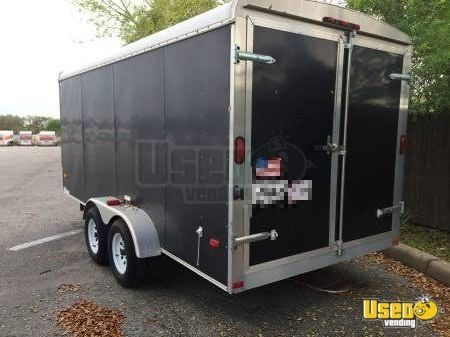 7' x 16' Enclosed Cargo Trailer for Sale in Florida!!!
