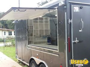 8.5' x 16' Mobile Business Merchandise Vending Trailer for Sale in Florida!!!