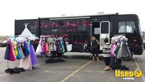 Mobile Boutique Marketing Bus Truck for Sale in Illinois!!!