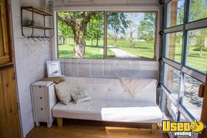 Lightly Used 2017 Tiny House Small Cottage on Wheels Mobile Retail Store for Sale in Indiana!