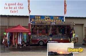 Turnkey Retail Merchandise Vending Trailer Business for Sale in Kansas!!!