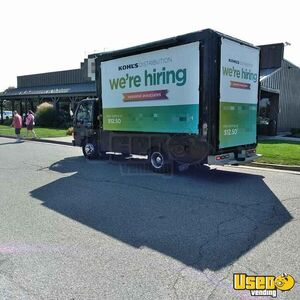 Isuzu Mobile Sign / Billboard Marketing Truck for Sale in Michigan!!!
