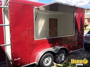 2016 - 9' x 16' Mobile Business Trailer for Sale in Texas!!!
