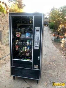AP Snackshop 6600 Glassfront Electrical Snack Vending Machine for Sale in California!