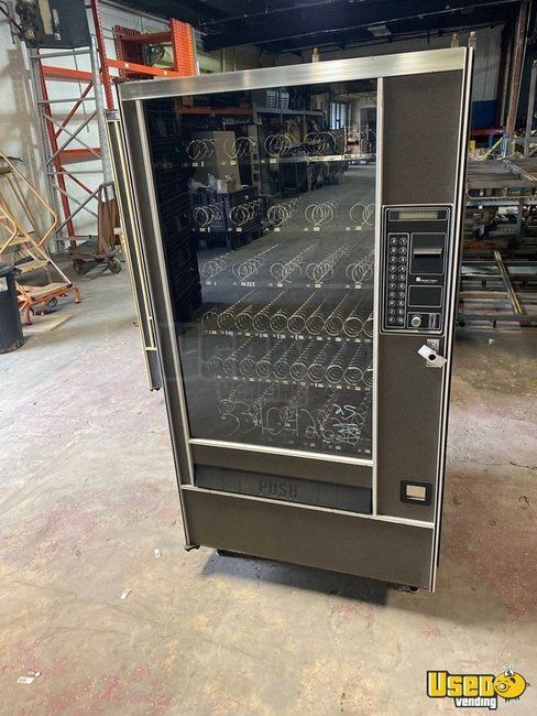 Used Full Size Electrical Glassfront Snack Vending Machines for Sale in Georgia!