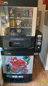 2013 Multi-Max Combo Snack & Soda Vending Machine for Sale in North Carolina!
