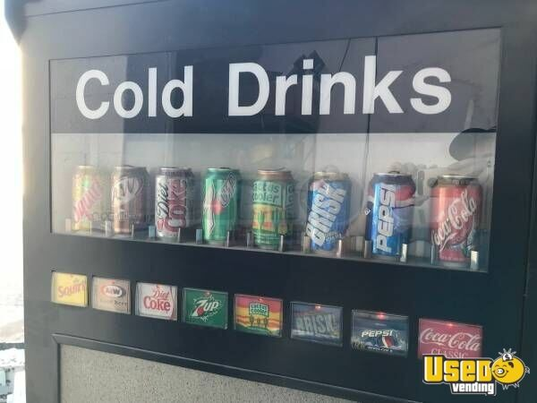 Other Soda Vending Machine 4 California for Sale - 4