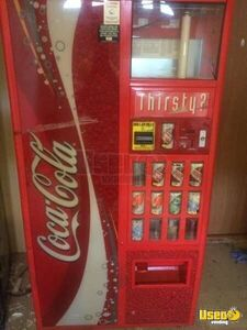 (2) - Soda / Drink Vending Machines for Sale in Wisconsin!!!