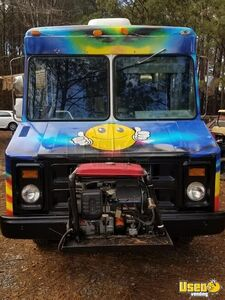 P30 Food Truck All-purpose Food Truck Concession Window Alabama for Sale