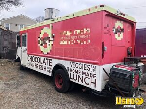 P3500 Step Van Kitchen Food Truck All-purpose Food Truck Massachusetts for Sale