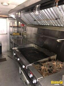 P3500 Step Van Kitchen Food Truck All-purpose Food Truck Pro Fire Suppression System Massachusetts for Sale