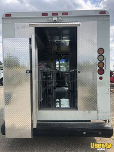 P42 Step Van Kitchen Food Truck All-purpose Food Truck Awning Virginia for Sale