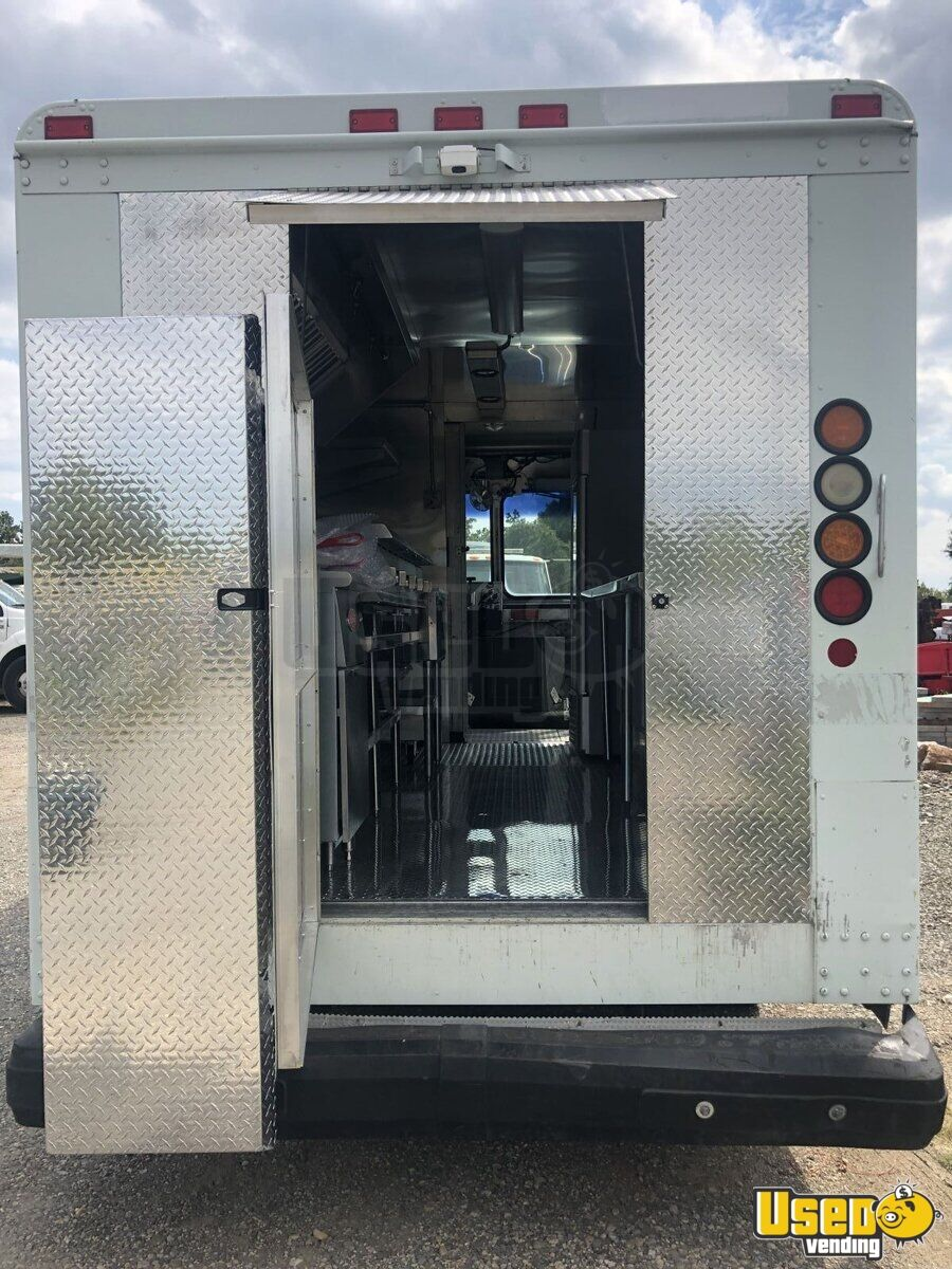 P42 Step Van Kitchen Food Truck All-purpose Food Truck Awning Virginia for Sale - 5