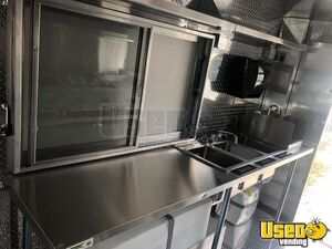 P42 Step Van Kitchen Food Truck All-purpose Food Truck Chargrill Virginia for Sale