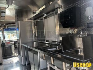 P42 Step Van Kitchen Food Truck All-purpose Food Truck Shore Power Cord Virginia for Sale