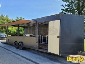 2018 Freedom 8.5' x 24' Mobile Business Gaming / Theater / Retail Trailer for Sale in Florida!